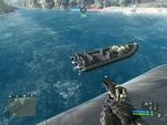 Crysis - Boat