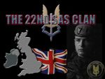The 22nd SAS Clan's 2005 Home Page Image
